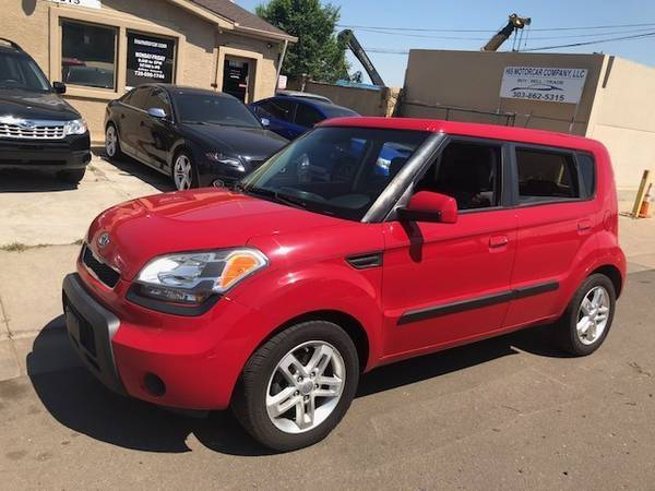 2010 Kia Soul for sale at His Motorcar Company in Englewood CO