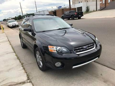 2005 Subaru Outback for sale at His Motorcar Company in Englewood CO