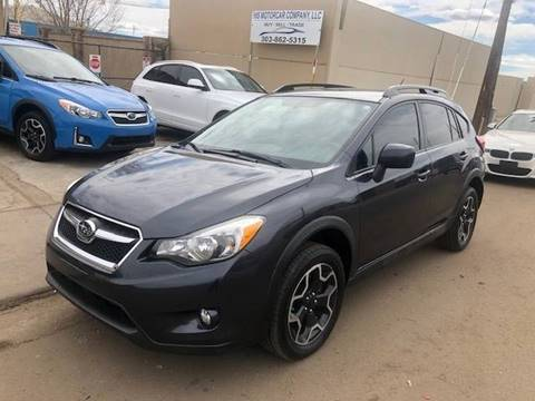 2014 Subaru XV Crosstrek for sale in Englewood, CO