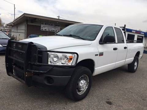 2008 Dodge Ram Pickup 2500 for sale at His Motorcar Company in Englewood CO