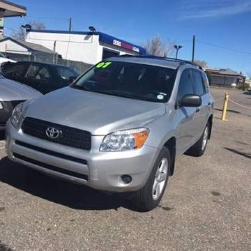2007 Toyota RAV4 for sale at His Motorcar Company in Englewood CO