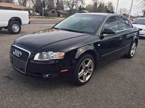 2006 Audi A4 for sale at His Motorcar Company in Englewood CO