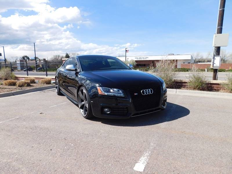 2009 Audi S5 AWD quattro 2dr Coupe 6M In Englewood CO - His