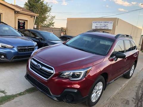 2018 Subaru Outback for sale in Englewood, CO
