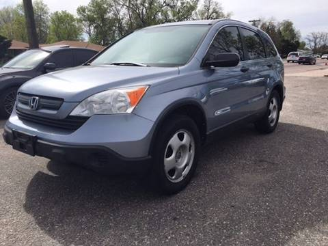 2007 Honda CR-V for sale at His Motorcar Company in Englewood CO