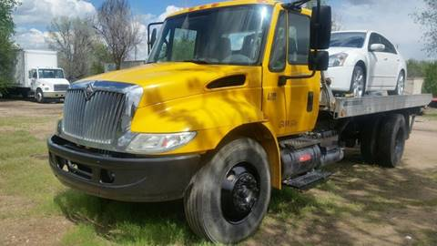 2008 International 4300 for sale at His Motorcar Company in Englewood CO
