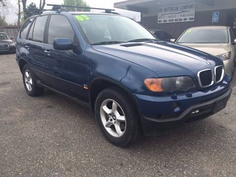 2003 BMW X5 for sale at His Motorcar Company in Englewood CO