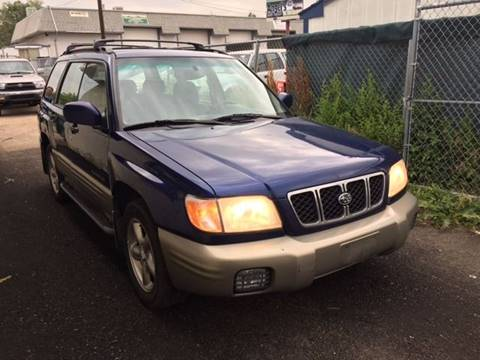 2001 Subaru Forester for sale at His Motorcar Company in Englewood CO