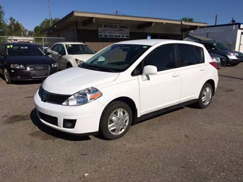 2009 Nissan Versa for sale at His Motorcar Company in Englewood CO