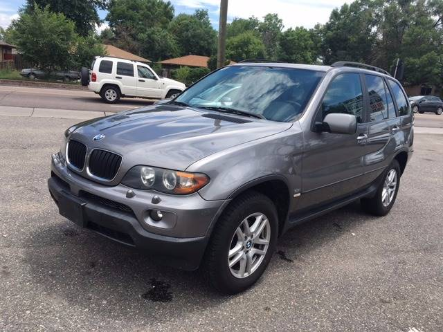 2004 BMW X5 for sale at His Motorcar Company in Englewood CO