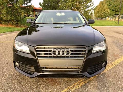 2011 Audi A4 for sale at His Motorcar Company in Englewood CO