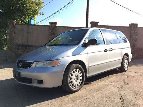 2004 Honda Odyssey for sale at His Motorcar Company in Englewood CO