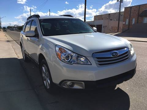 2010 Subaru Outback for sale at His Motorcar Company in Englewood CO