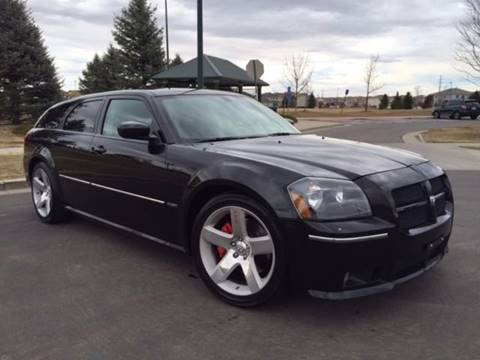 2006 Dodge Magnum SRT-8 for sale at His Motorcar Company in Englewood CO