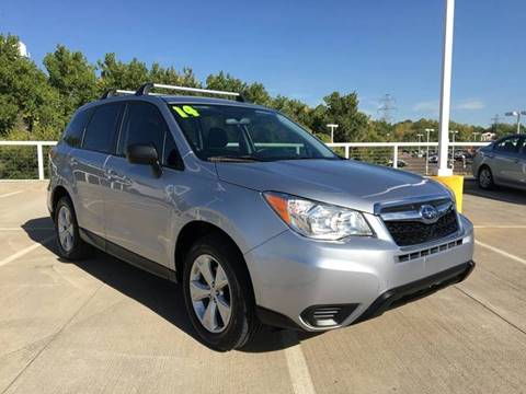 2014 Subaru Forester for sale at His Motorcar Company in Englewood CO