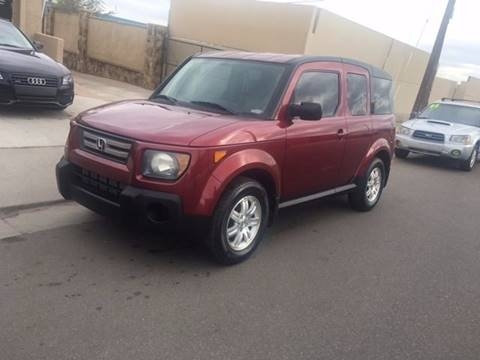 2007 Honda Element for sale at His Motorcar Company in Englewood CO
