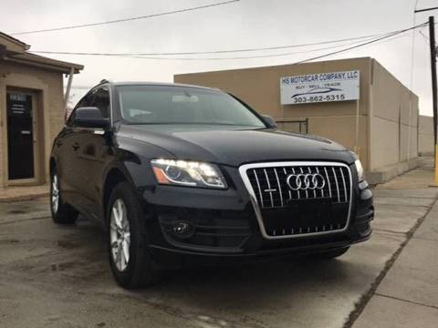 2009 Audi Q5 for sale at His Motorcar Company in Englewood CO