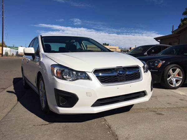 2014 Subaru Impreza for sale at His Motorcar Company in Englewood CO