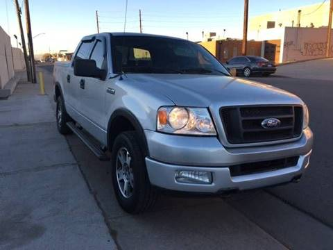 2004 Ford F-150 for sale at His Motorcar Company in Englewood CO