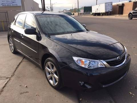 2008 Subaru Impreza for sale at His Motorcar Company in Englewood CO