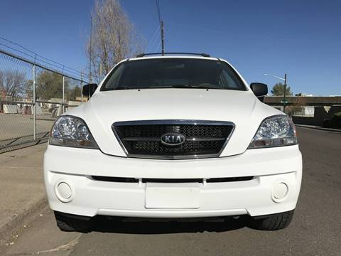 2006 Kia Sorento for sale at His Motorcar Company in Englewood CO