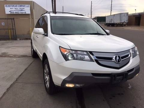 2009 Acura MDX for sale in Englewood, CO
