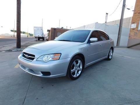 2007 Subaru Legacy for sale at His Motorcar Company in Englewood CO