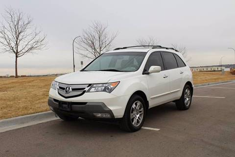 2009 Acura MDX for sale at His Motorcar Company in Englewood CO