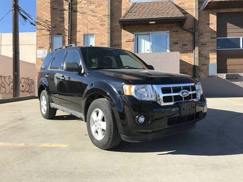 2010 Ford Escape for sale at His Motorcar Company in Englewood CO