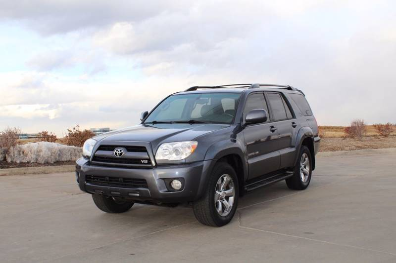 2006 toyota 4runner limited 4dr suv 4wd w v8 in englewood co his motorcar company. Black Bedroom Furniture Sets. Home Design Ideas