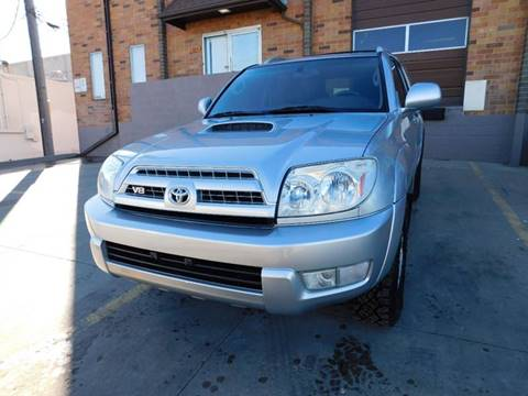 2004 Toyota 4Runner for sale at His Motorcar Company in Englewood CO
