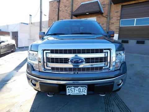 2013 Ford F-150 for sale at His Motorcar Company in Englewood CO