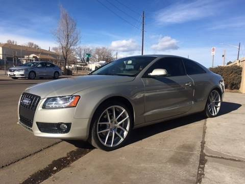 2010 Audi A5 for sale at His Motorcar Company in Englewood CO