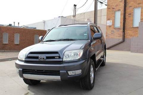 2003 Toyota 4Runner for sale at His Motorcar Company in Englewood CO