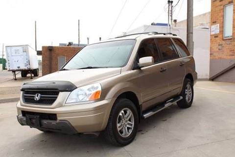 2005 Honda Pilot for sale at His Motorcar Company in Englewood CO