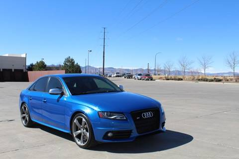 2011 Audi S4 for sale at His Motorcar Company in Englewood CO