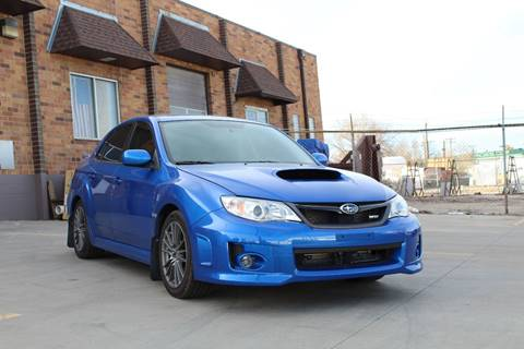 2013 Subaru Impreza for sale at His Motorcar Company in Englewood CO