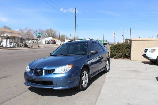 2007 Subaru Impreza for sale at His Motorcar Company in Englewood CO