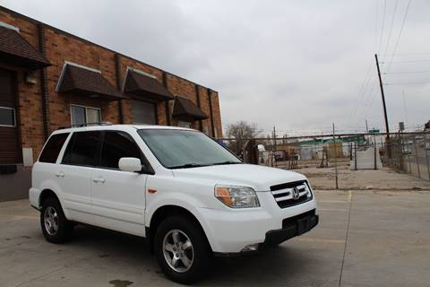 2007 Honda Pilot for sale at His Motorcar Company in Englewood CO