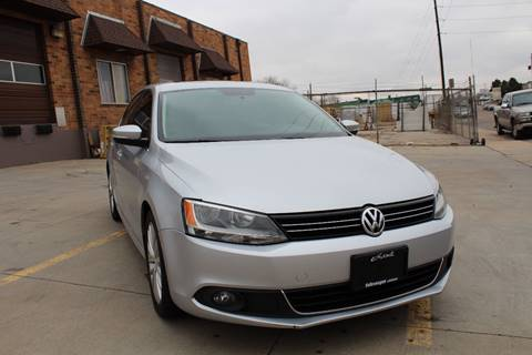 2011 Volkswagen Jetta for sale at His Motorcar Company in Englewood CO