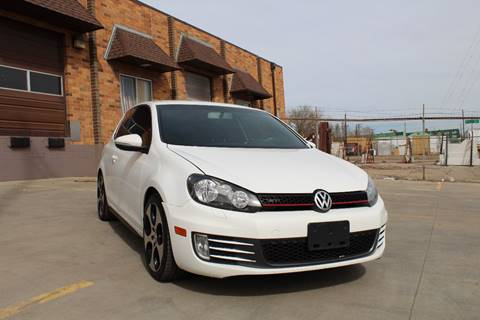 2010 Volkswagen GTI for sale at His Motorcar Company in Englewood CO