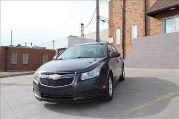 2014 Chevrolet Cruze for sale at His Motorcar Company in Englewood CO