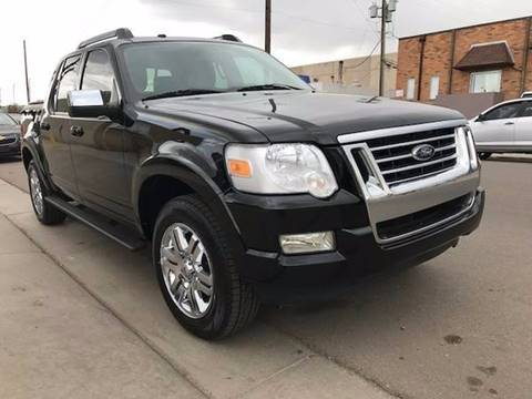 2009 Ford Explorer Sport Trac for sale at His Motorcar Company in Englewood CO