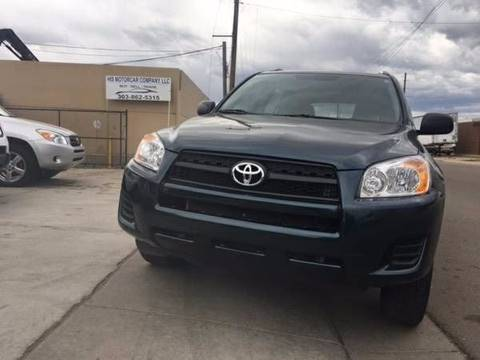 2012 Toyota RAV4 for sale at His Motorcar Company in Englewood CO