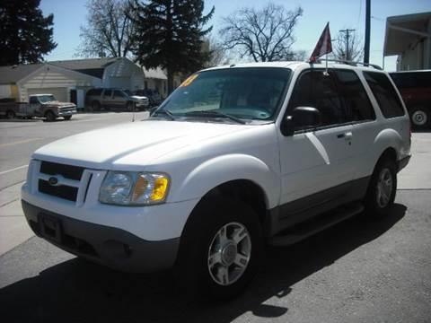 2003 Ford Explorer Sport for sale in Loveland, CO