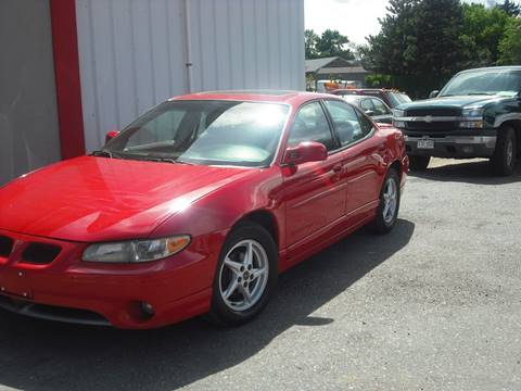 2002 Pontiac Grand Prix for sale in Loveland, CO
