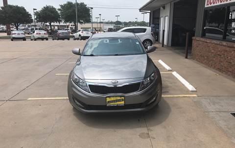 2013 Kia Optima for sale in Wichita Falls, TX