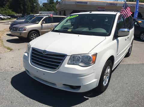 2008 Chrysler Town and Country for sale in Chesapeake, VA