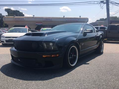 2006 Ford Mustang for sale at Mega Autosports in Chesapeake VA