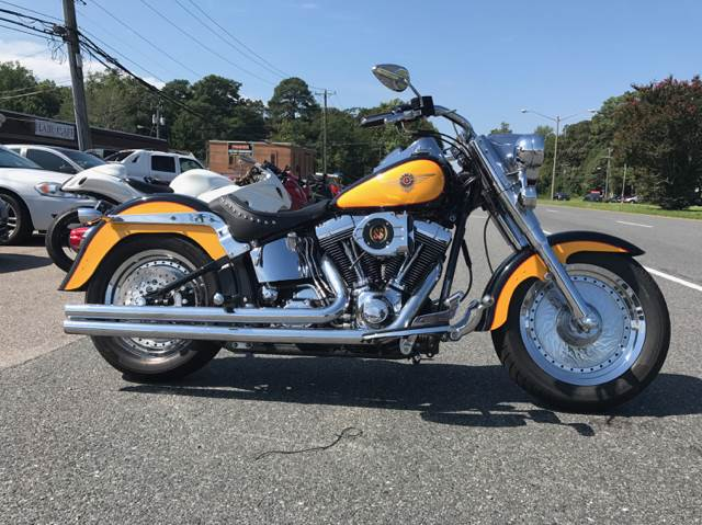 2000 Harley Davidson Fat Boy Anivesary Adition Chesapeake Va Fatboy
